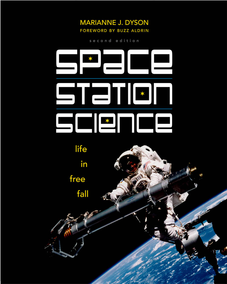 Space Station Science cover