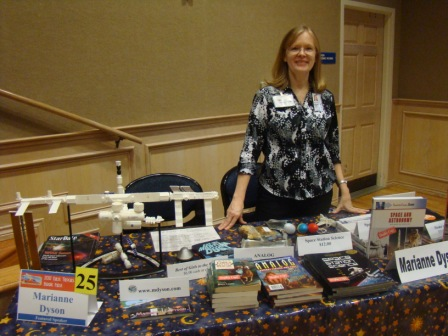 E Texas Book Fest in Tyler, Texas, Sept. 2012.